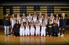 Wasatch Wasps Girls Varsity Basketball Winter 18-19 team photo.