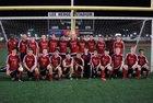 Caddo Magnet Mustangs Boys JV Soccer Winter 18-19 team photo.