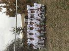 Lemoore Tigers Boys JV Soccer Winter 18-19 team photo.