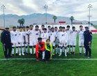 Shadow Hills Knights Boys JV Soccer Winter 18-19 team photo.