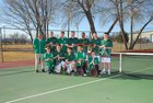Moriarty Pintos Boys Varsity Tennis Spring 13-14 team photo.