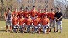 Tuckahoe Tigers Boys Varsity Baseball Spring 17-18 team photo.
