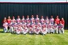 Harding Academy Wildcats Boys Varsity Baseball Spring 17-18 team photo.