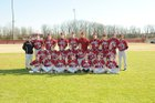 Beebe Badgers Boys Varsity Baseball Spring 17-18 team photo.