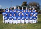 Green Valley Gators Boys Varsity Baseball Spring 17-18 team photo.