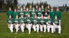 Skyline Spartans Boys Varsity Baseball Spring 17-18 team photo.
