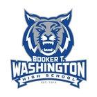 Booker T. Washington Wildcats Boys Varsity Baseball Spring 17-18 team photo.