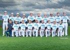 Cleveland Storm Boys Varsity Baseball Spring 17-18 team photo.