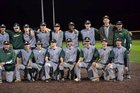 Asheville Trailblazers Trailblazers Boys Varsity Baseball Spring 17-18 team photo.
