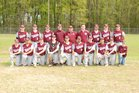 Western Yell County Wolverines Boys Varsity Baseball Spring 17-18 team photo.