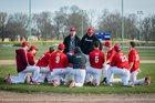 St. Francis Mariners Boys Varsity Baseball Spring 17-18 team photo.