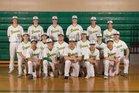 Bishop Blanchet Braves Boys Varsity Baseball Spring 17-18 team photo.