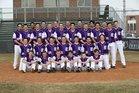 Riverton Silverwolves Boys Varsity Baseball Spring 17-18 team photo.