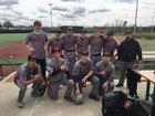 Hayfork Timberjacks Boys Varsity Baseball Spring 17-18 team photo.
