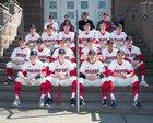 Ballard Beavers Boys Varsity Baseball Spring 17-18 team photo.