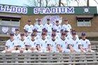 Fayetteville Bulldogs Boys Varsity Baseball Spring 17-18 team photo.