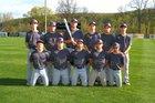 Little Falls Mounties Boys Varsity Baseball Spring 17-18 team photo.