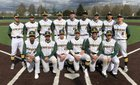 Kentridge Chargers Boys Varsity Baseball Spring 17-18 team photo.