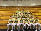 Trumann Wildcats Boys Varsity Baseball Spring 17-18 team photo.