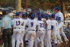 Starkville Academy Volunteers Boys Varsity Baseball Spring 17-18 team photo.