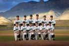 Hope Christian Huskies Boys Varsity Baseball Spring 17-18 team photo.