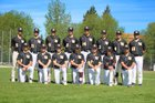 South Kitsap Wolves Boys Varsity Baseball Spring 17-18 team photo.