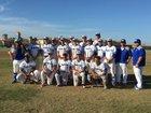 Mountain House Mustangs Boys Varsity Baseball Spring 17-18 team photo.