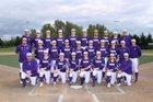 Puyallup Vikings Boys Varsity Baseball Spring 17-18 team photo.