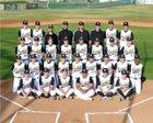 Foothill Knights Boys Varsity Baseball Spring 17-18 team photo.