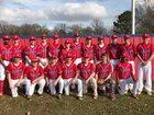 Palestine-Wheatley Patriots Boys Varsity Baseball Spring 17-18 team photo.