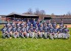 Briarcliff Bears Boys Varsity Baseball Spring 17-18 team photo.