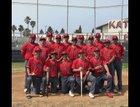 Katella Knights Boys Varsity Baseball Spring 17-18 team photo.