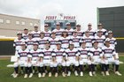 Perry Pumas Boys Varsity Baseball Spring 17-18 team photo.