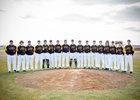 Moses Lake Chiefs Boys Varsity Baseball Spring 17-18 team photo.