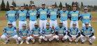 Center Cougars Boys Varsity Baseball Spring 17-18 team photo.