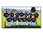 Wahkiakum Mules Boys Varsity Baseball Spring 17-18 team photo.