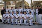 Suncoast Chargers Boys Varsity Baseball Spring 17-18 team photo.
