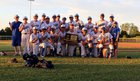 Bluestem Lions Boys Varsity Baseball Spring 17-18 team photo.