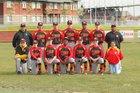 Mount Tahoma T-Birds Boys Varsity Baseball Spring 17-18 team photo.