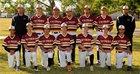 Calvary Christian Academy Royal Knights Boys Varsity Baseball Spring 17-18 team photo.