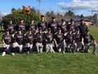 Ocosta Wildcats Boys Varsity Baseball Spring 17-18 team photo.
