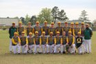 Ouachita Warriors Boys Varsity Baseball Spring 17-18 team photo.