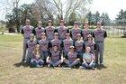 Calico Rock Pirates Boys Varsity Baseball Spring 17-18 team photo.