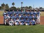 Phoenix Christian Cougars Boys Varsity Baseball Spring 17-18 team photo.