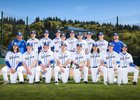 Kelso Hilanders Boys Varsity Baseball Spring 17-18 team photo.