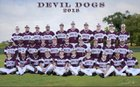 Morrilton Devil Dogs Boys Varsity Baseball Spring 17-18 team photo.
