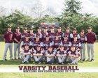 Montesano Bulldogs Boys Varsity Baseball Spring 17-18 team photo.