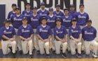 Bethany Christian Bruins Boys Varsity Baseball Spring 17-18 team photo.
