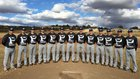 Piedra Vista Panthers Boys Varsity Baseball Spring 17-18 team photo.