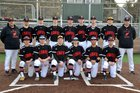 Mountlake Terrace Hawks Boys Varsity Baseball Spring 17-18 team photo.